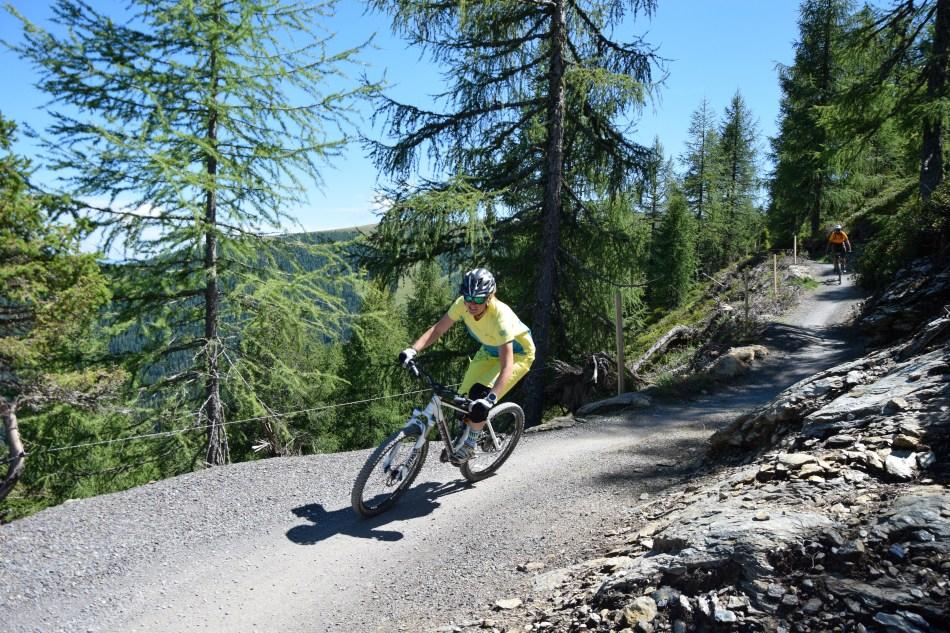 Mountainbike Bad-Kleinkirchheim