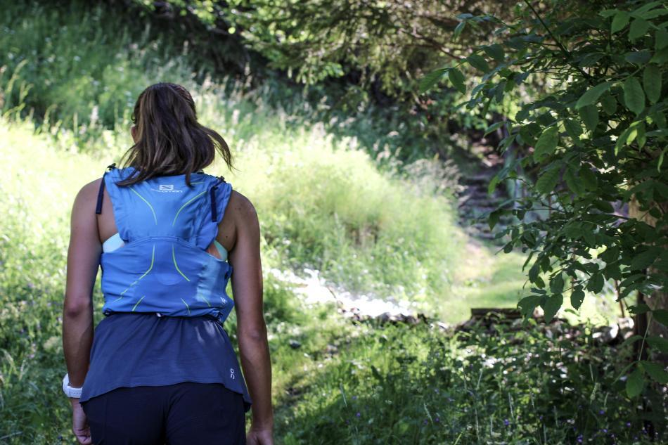 Ausrüstung Trailrunning
