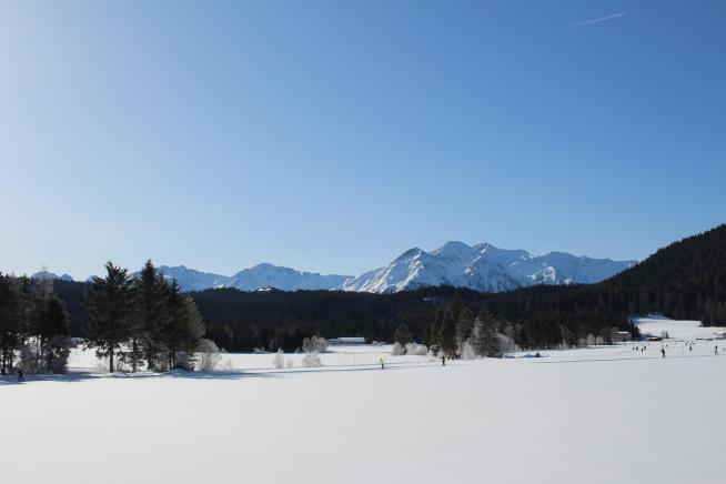Langlaufen Seefeld