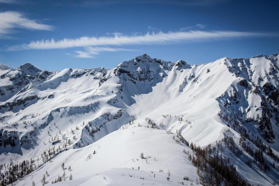 Skitour Schilchegg Liebeseck