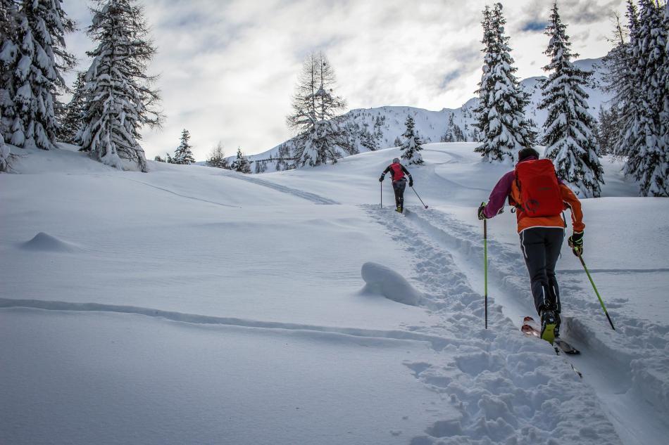 Skitour Regeln Natur