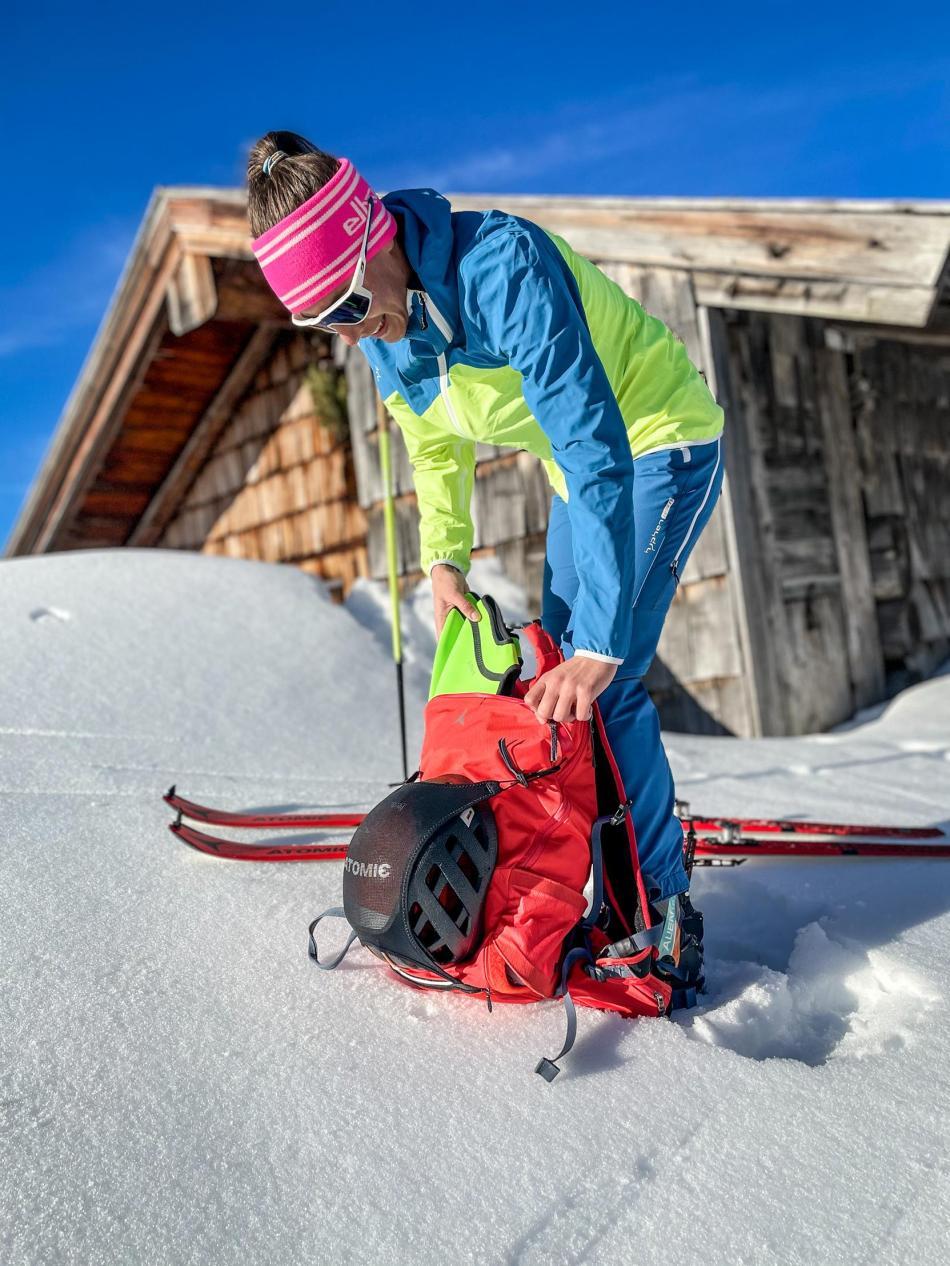 Überschuh Skischuh SNÜX