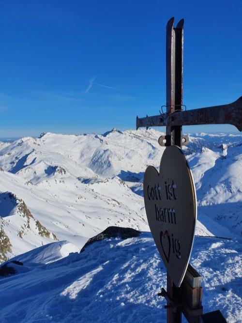 Anita-Runde Skitour Großarl
