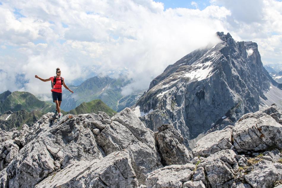 Packliste Wandern Bergsteigen