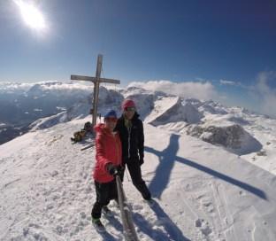 Skitour auf den Eiskogel