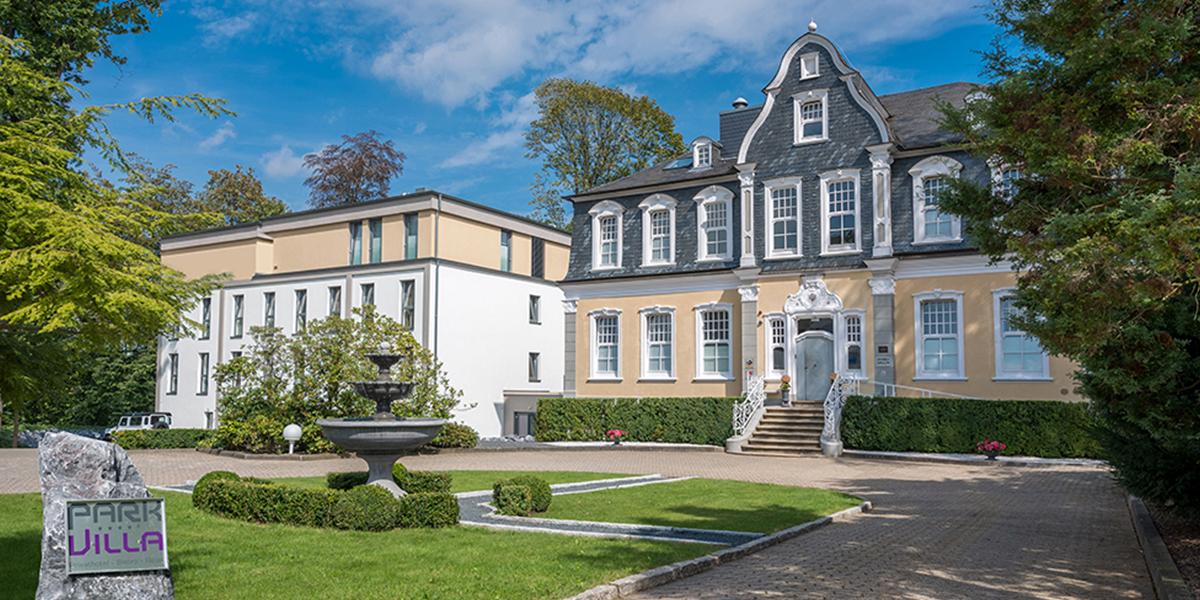 Hotel Park Villa  Bergische Hochzeitswelten