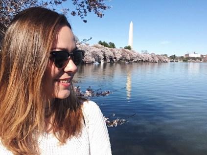 Tidal basin - Washington monument