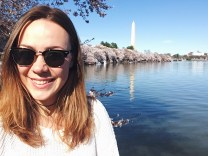Tidal basin - Washington monument