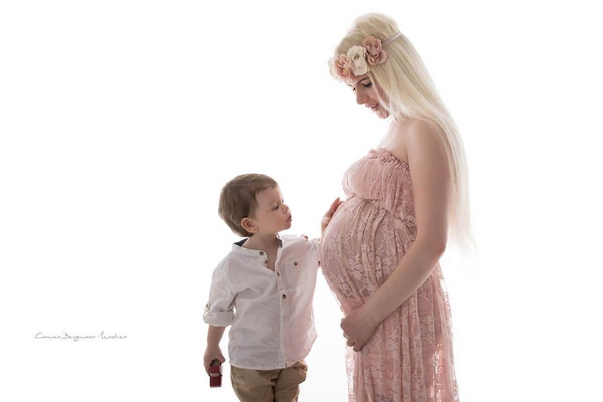 Babybauchshooting Muenchen