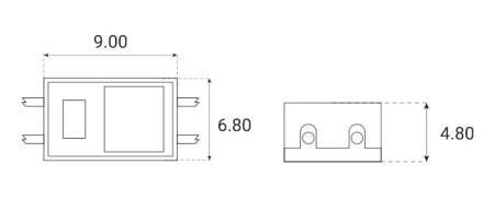 SV-1-back rysunek technicznytech