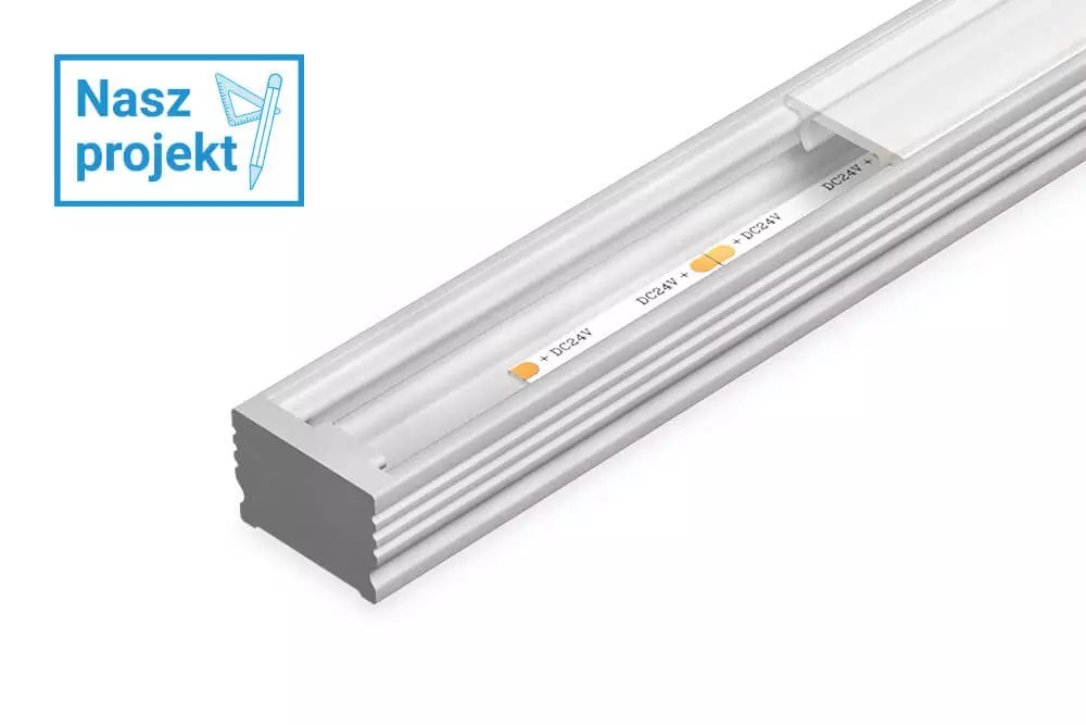 Profile aluminiowe PRO-11
