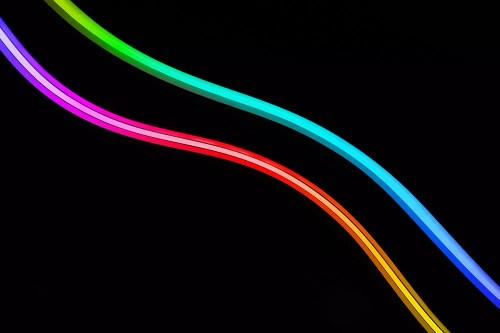 Neon flex RGB IC