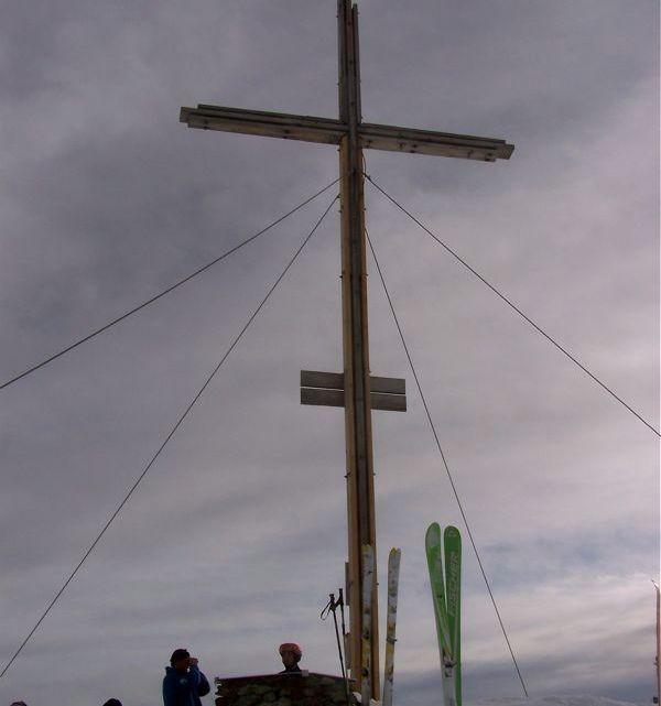 Kreuzspitze (2624m) + Gail (2494m)