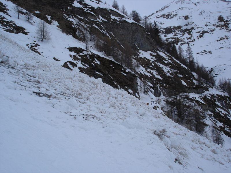 Domenar Spitze (2718 m) in Vals