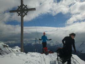 02 Gipfel Ratschinger Kreuz