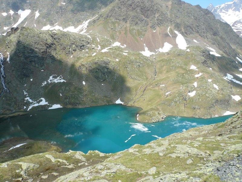 Krapfenkarspitze (2711m)