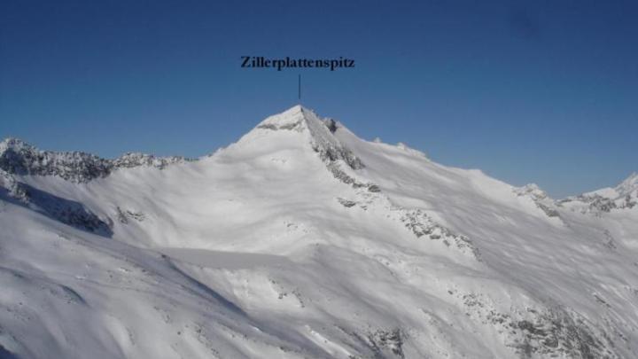 Schüttalkopf  (2774 m)