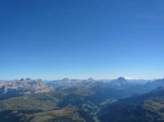 Grenzenloses Panorama