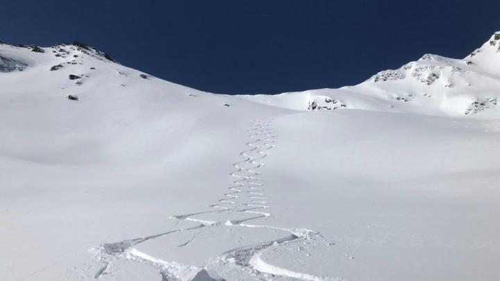 Top 5  Skitouren bei viel Schnee ❄❄❄