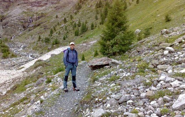 Ortler (3906m) Hintergrat