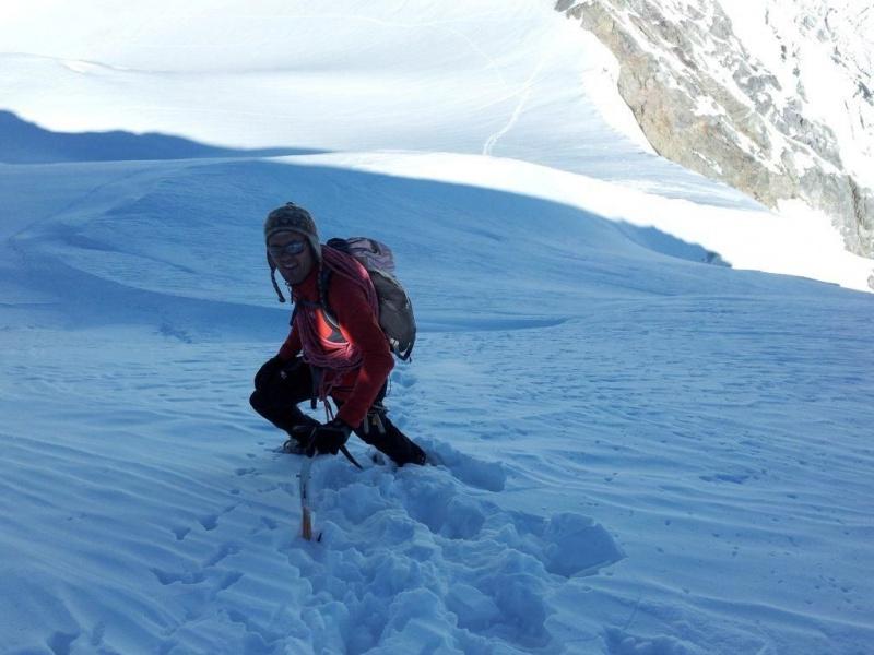 Kl. Zebru (3735m)