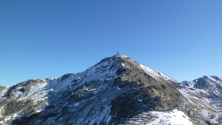 Hohe Scheibe (2560m)