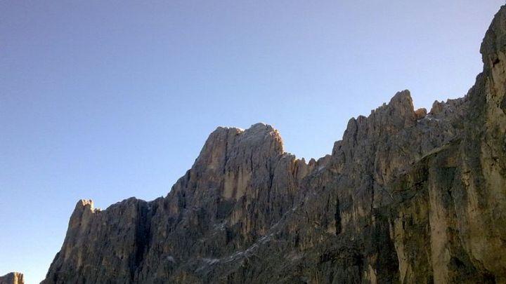 Rosengarten-Spitze Südgrat (2981m)