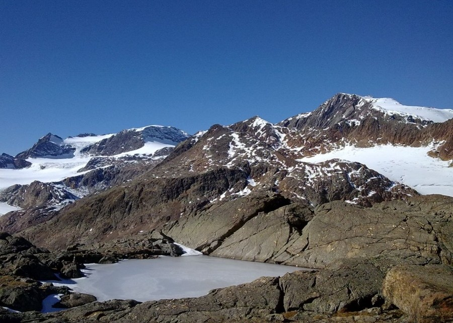 Westlicher Feuerstein (3250m)
