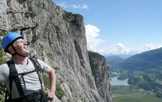 31.05.2008 Klettersteig Che Guevara