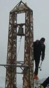 Glockengeläut am Gipfel