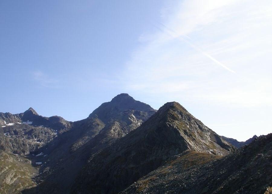 Moosstock (3059m), Durreck (3135m)
