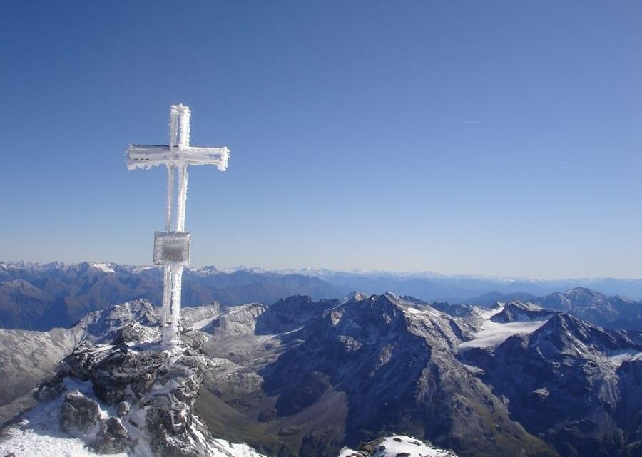 Ortler (3905m)