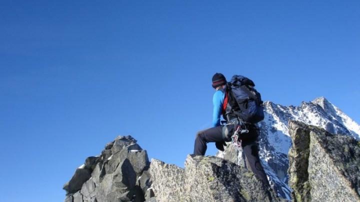 Turnerkamp (3418m) Ostgrat