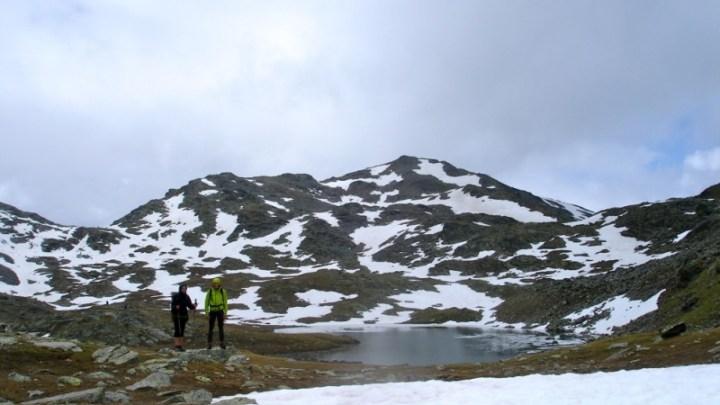 Plomboden See und Zirmtal See