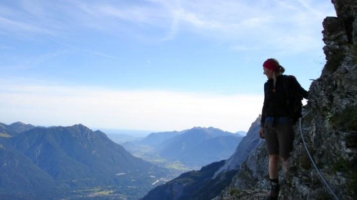 Zugspitze (2962m) Stopselzieher + Gatterlweg