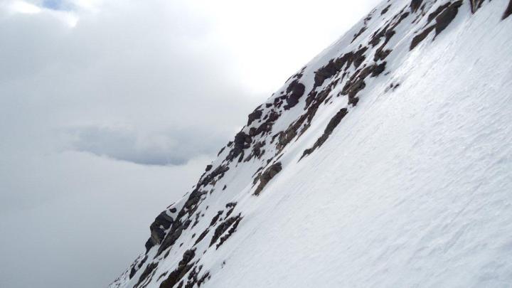 Fuscherkarkopf Nordwand (3331mt)