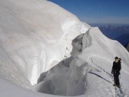 Gletscherbrüche