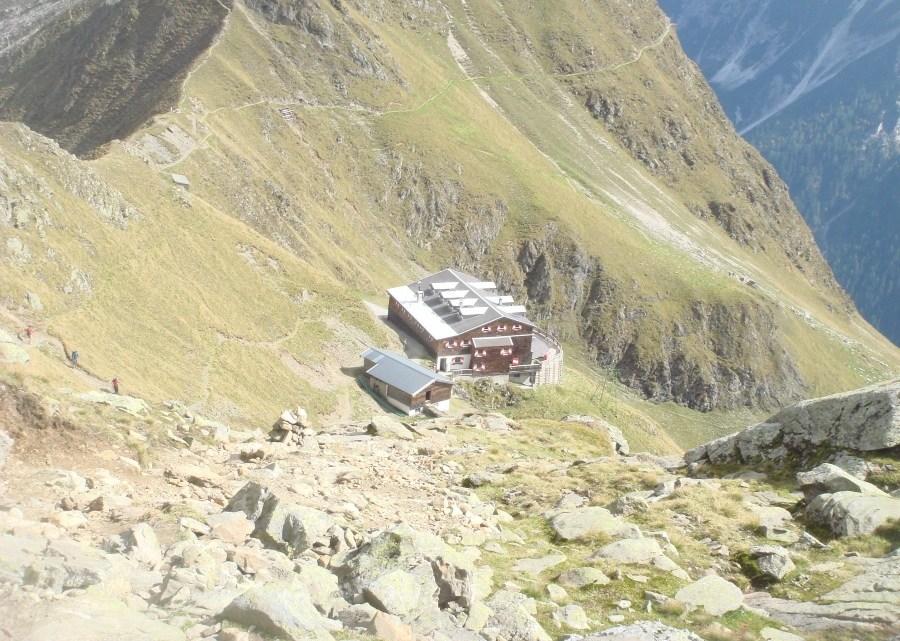 Habicht 3200 m