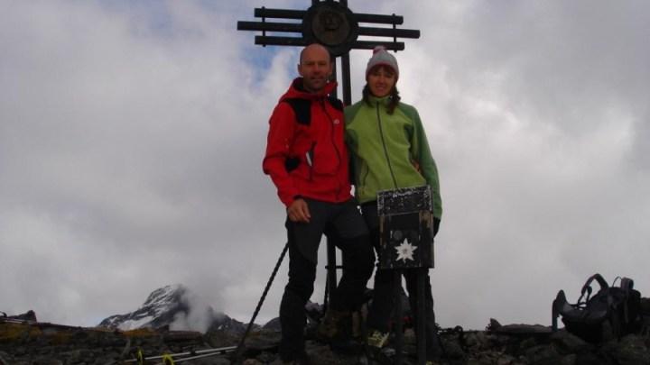 Morgenkofel (3073m) Wasserkopf (3135m)