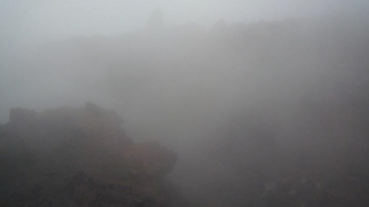 Aetna (brennende Berg) 3350