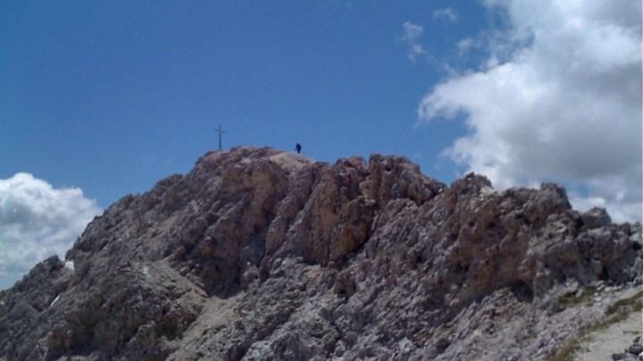 Cima Scalieret (2887 m)