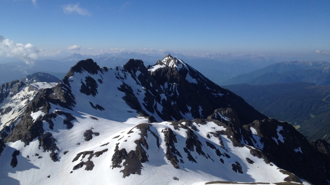 Wurmaulspitze (3022m) Stilonrinne