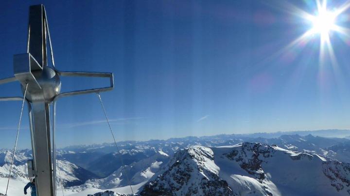 Zuckerhütl (3505mt) – Wilder Pfaff (3458mt)