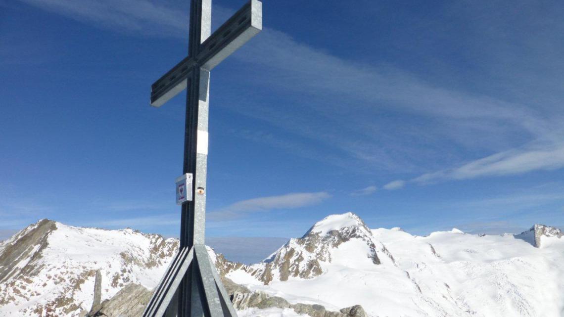 Ahrner Kopf (3050mt)