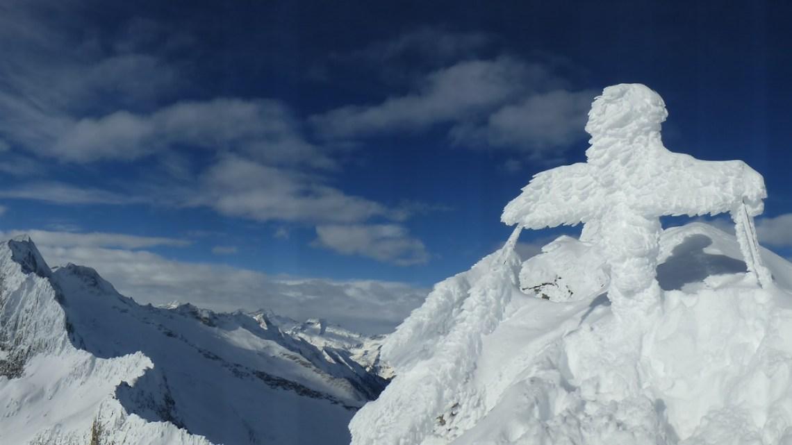 V Hornspitze (3148mt)