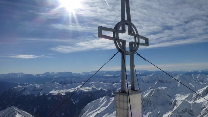 1.Hornspitze (3172mt)