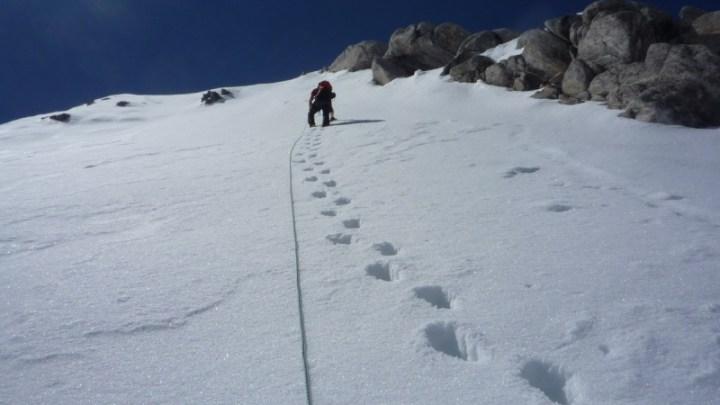 Hohe Weiße (3.281 m)