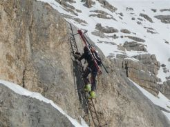 Klettersteig Tofana di Mezzo