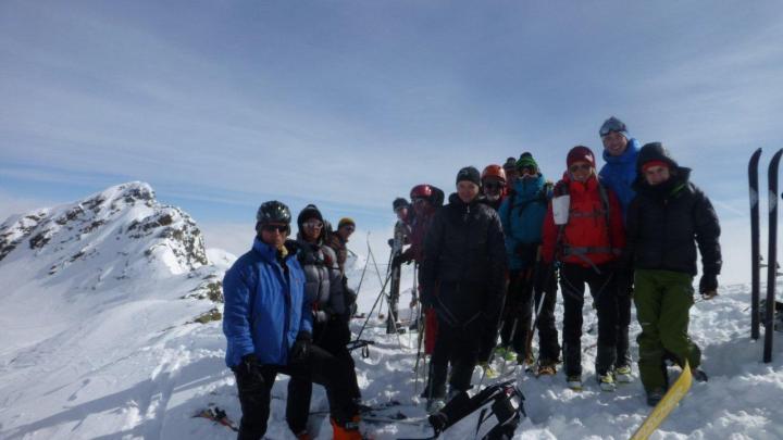 AVS Skitour – Fenner Eck