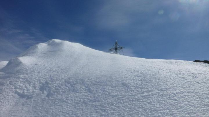 Johannisberg 3453mt Hohe Riffel 3338mt
